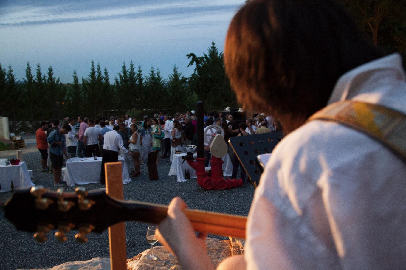 musica en cata de vinos